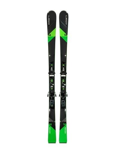 Elan Amphibio 14 TI Fusion Kayak + ELX 11.0 Bağlama Siyah